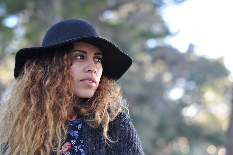 L'hiver en fleur | LovaLinda x H&M Hat