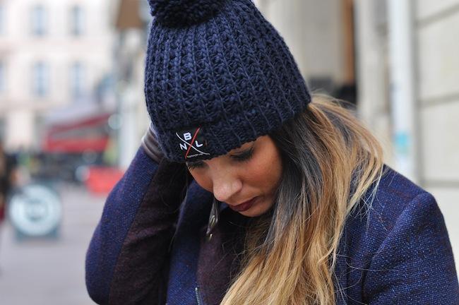 L'hiver enfile son short | DorisKnowsFashion x StreetStyle x Bonnet BNL