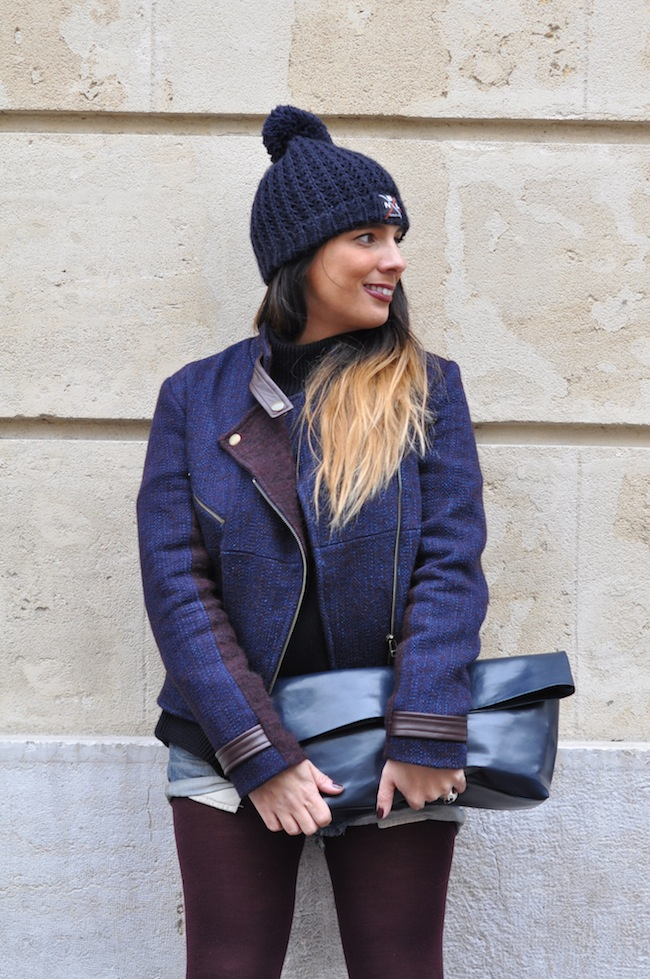 L'hiver enfile son short | DorisKnowsFashion x StreetStyle