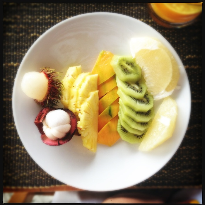 L'island Hideaway | Maldives | LovaLinda x Food x Restaurant x Fresh Fruits
