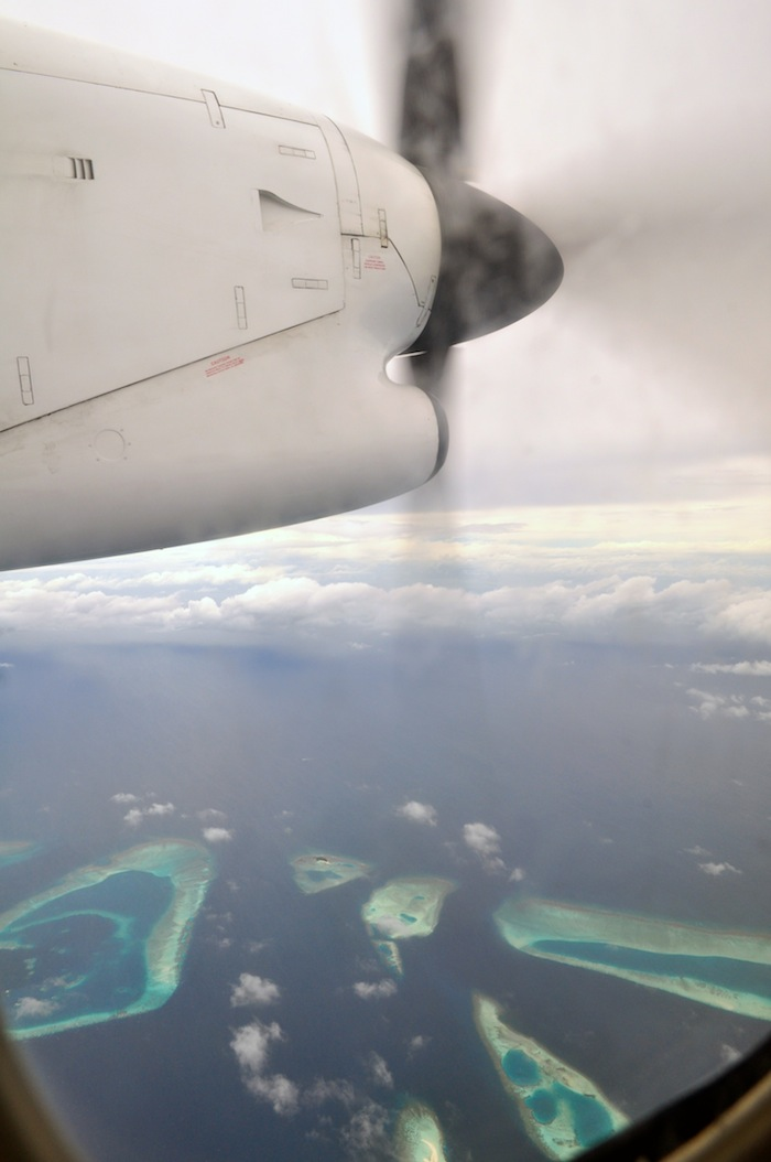 L'island Hideaway | Maldives | LovaLinda x From The Sky