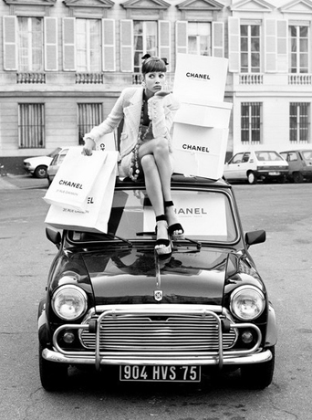 Vogue - Chanel - Shopping