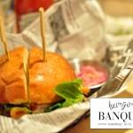 Le Burger's Banquet | LovaLinda