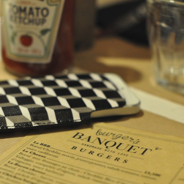 Le Burger's Banquet | LovaLinda x Menu
