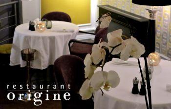 Le restaurant Origine