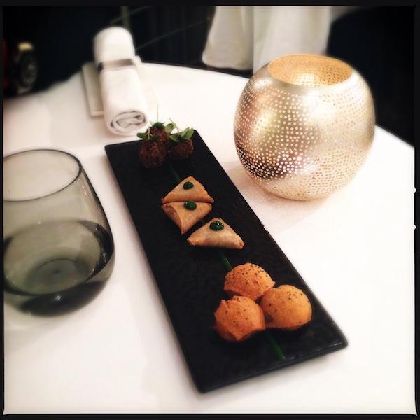 Le restaurant origine | LovaLinda x Mignardises