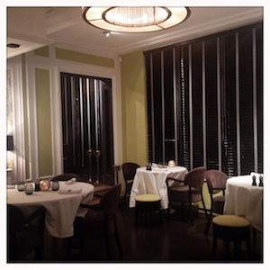 Le restaurant origine | LovaLinda x Salle