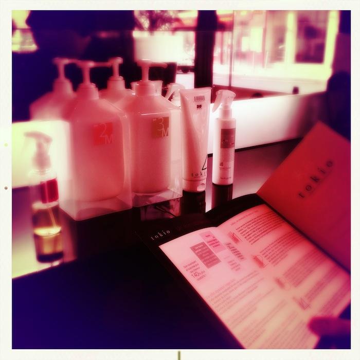 Le soin Tokio Inkarami | LovaLinda X Salon Philippe Prin-Derre x Protocole Tokio