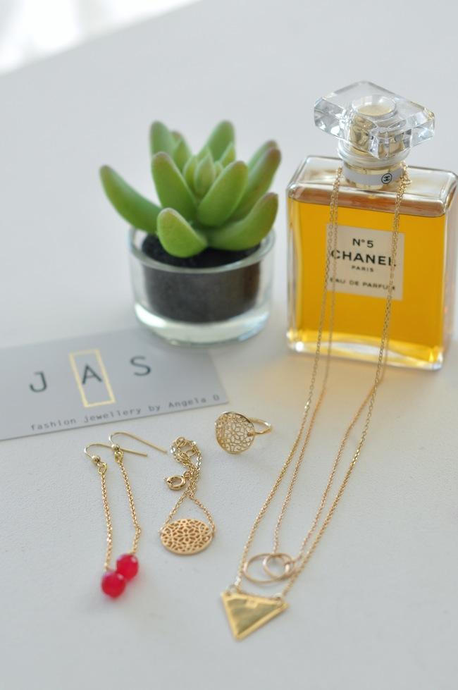 Les bijoux Jas Jewellery | LovaLinda x Jas Jewellery | Photo by LovaLinda