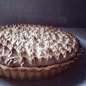 La tarte aux citrons meringuée | LovaLinda x Julia Vale Marchier x Crème Citrons x Pâte Sucrée x Pierre Hermé