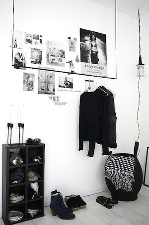 Les basiques d'un dressing | Lovalinda x pinimg