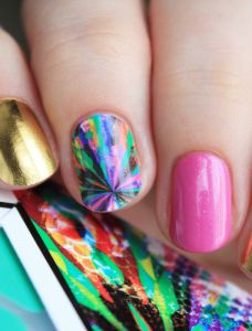 La magie des Nails Patch