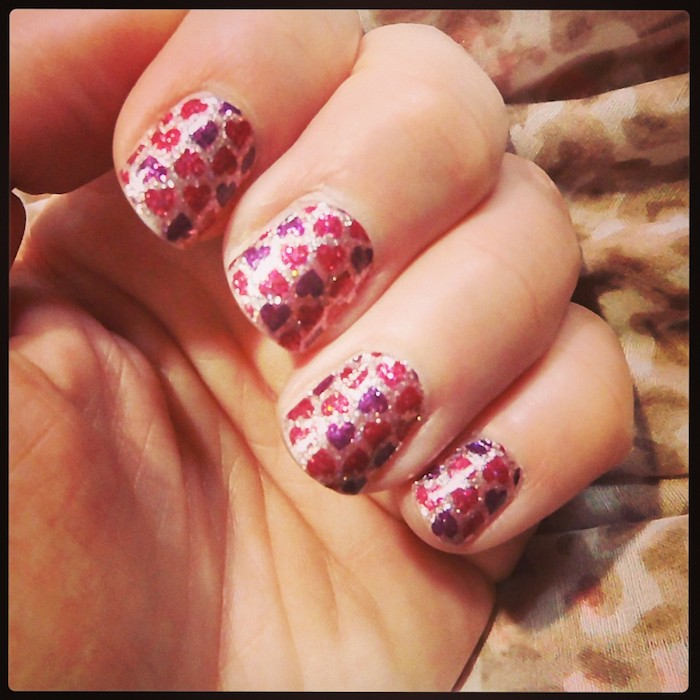 La magie des Nails Patch by Luckylex | LovaLinda x Sephora