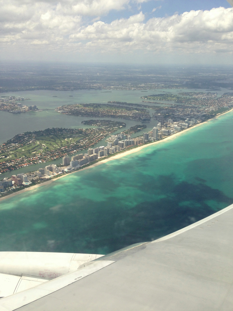 Le Miami des stars par LovaLinda | Photo iPhone | Blog Lifestyle | Miami From The Sky