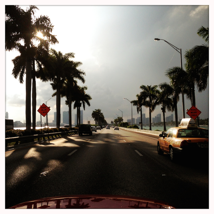 Le Miami des stars par LovaLinda | Photo iPhone | Blog Lifestyle | Road Trip in Miami