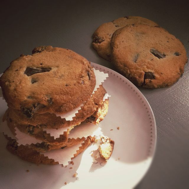 Les cookies de Julia | Lovalinda x Blog Cuisine