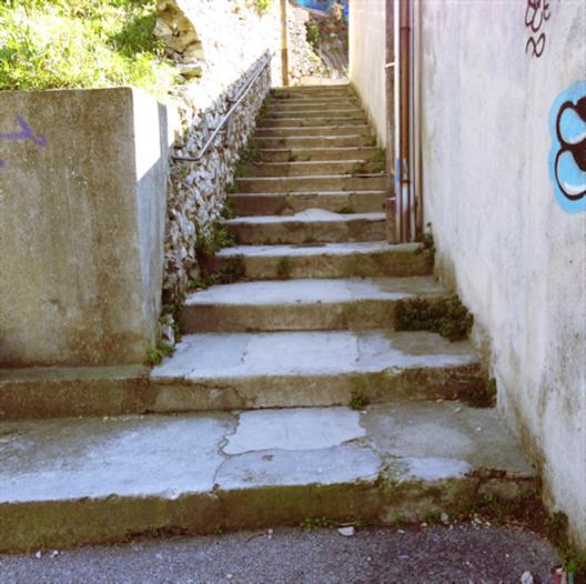 L'expérience Flux | LovaLinda x Escaliers 1