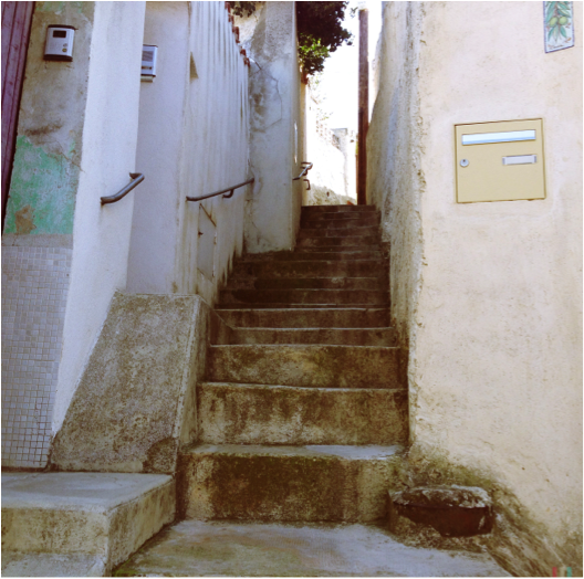 L'expérience Flux | LovaLinda x Escaliers 3