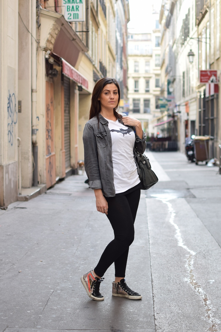 Le legging est in | LovaLinda x Streetstyle x Marseille