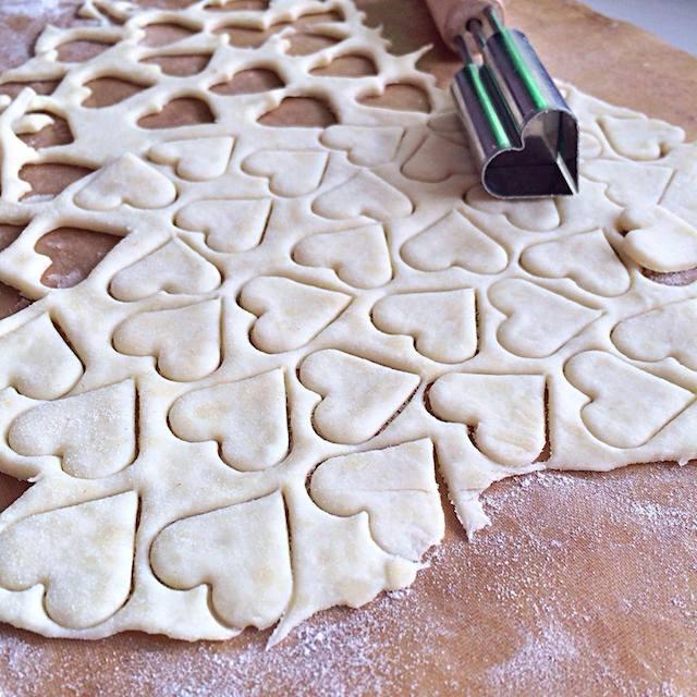 La flaky crust par Julia Vale Marchier | LovaLinda