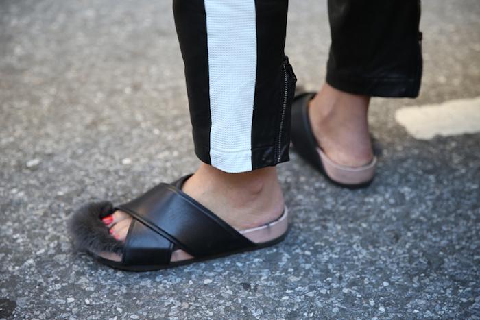 Les tatanes de blédarde | Sandales Céline x Vogue