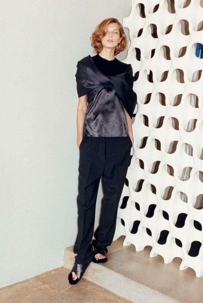 Les tatanes de blédarde |Studded-Hearts-Celine-Spring-2013-Campaign-Daria-Werbowy-Jurgen-Teller-3