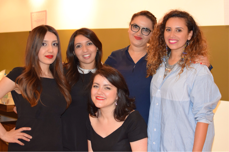 L'épilation au fil (chez Events' story) | LovaLinda x Happy Beauty Hours x Events Story x Souhila