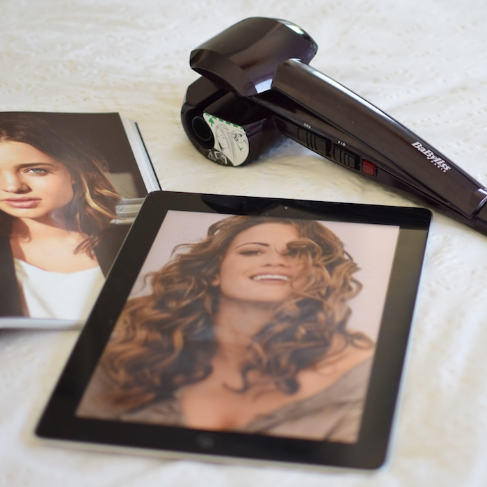 Le boucleur automatique | LovaLinda x Curl secret de Babyliss x Blog Beauté Marseille