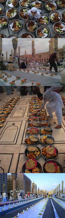 Les mets de Ramadan x LovaLinda | Ramadan 1435-2014