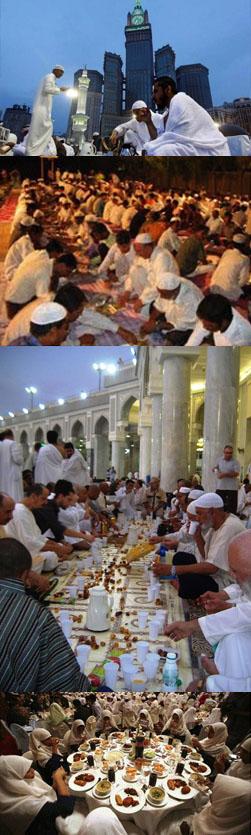 Les mets de Ramadan x LovaLinda | Ramadan 1435