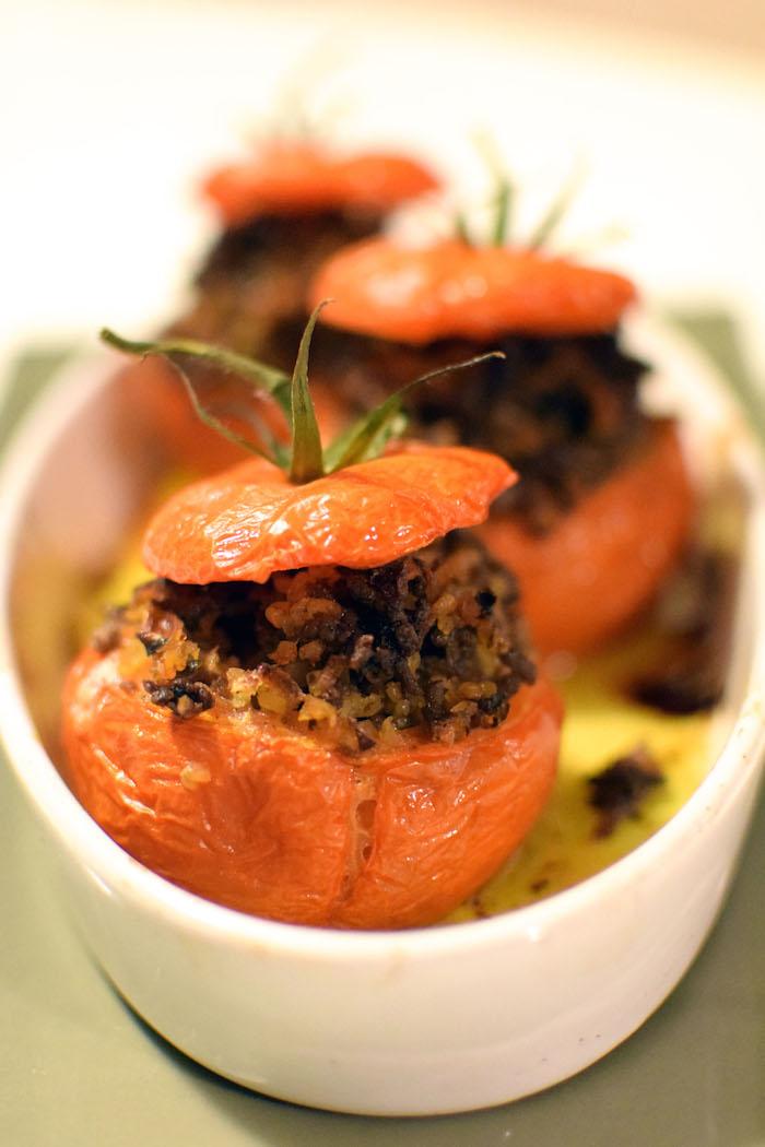 Les tomates farcies aux merguez par Lovalinda x Blog Cuisine Recette Ramadan