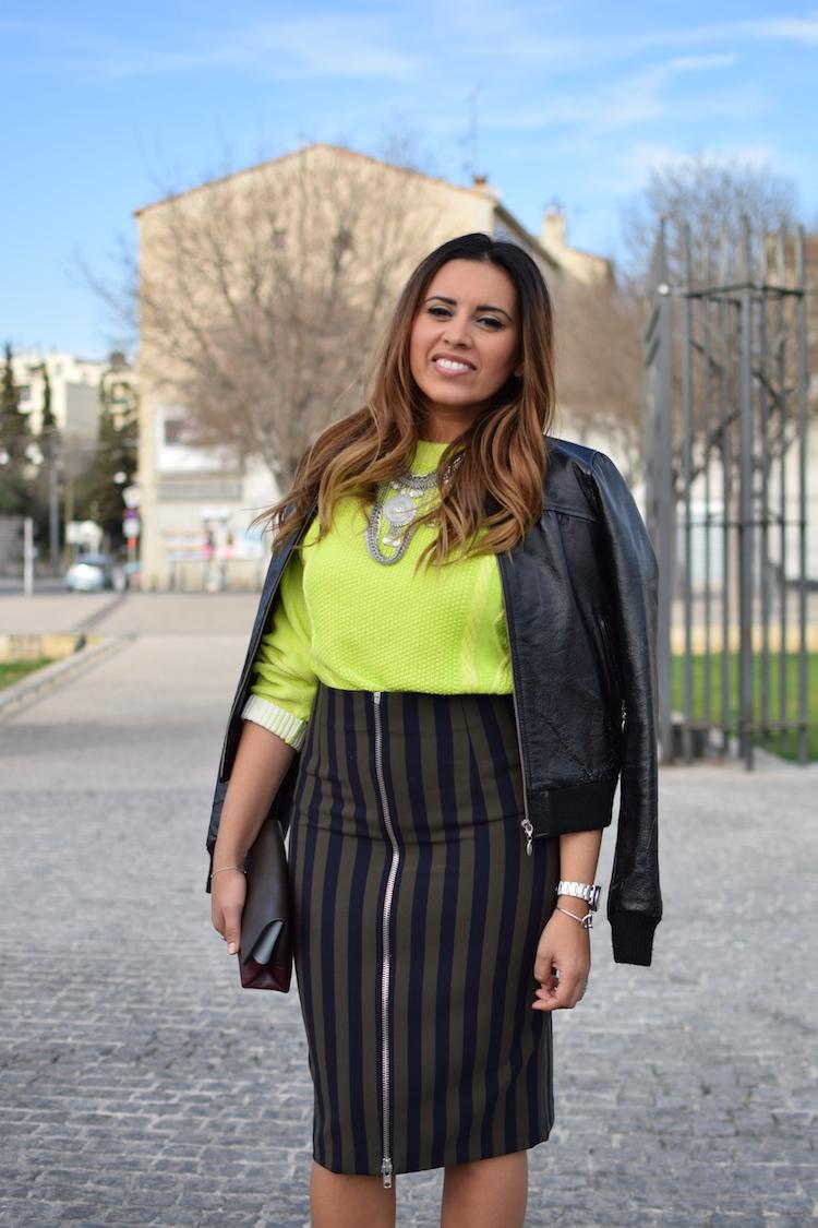 L'ultra rayures | Lovalinda x Blog Mode Marseille Lookbook x Zara x Asos x Tara Jarmon x Nasty Gal x Céline