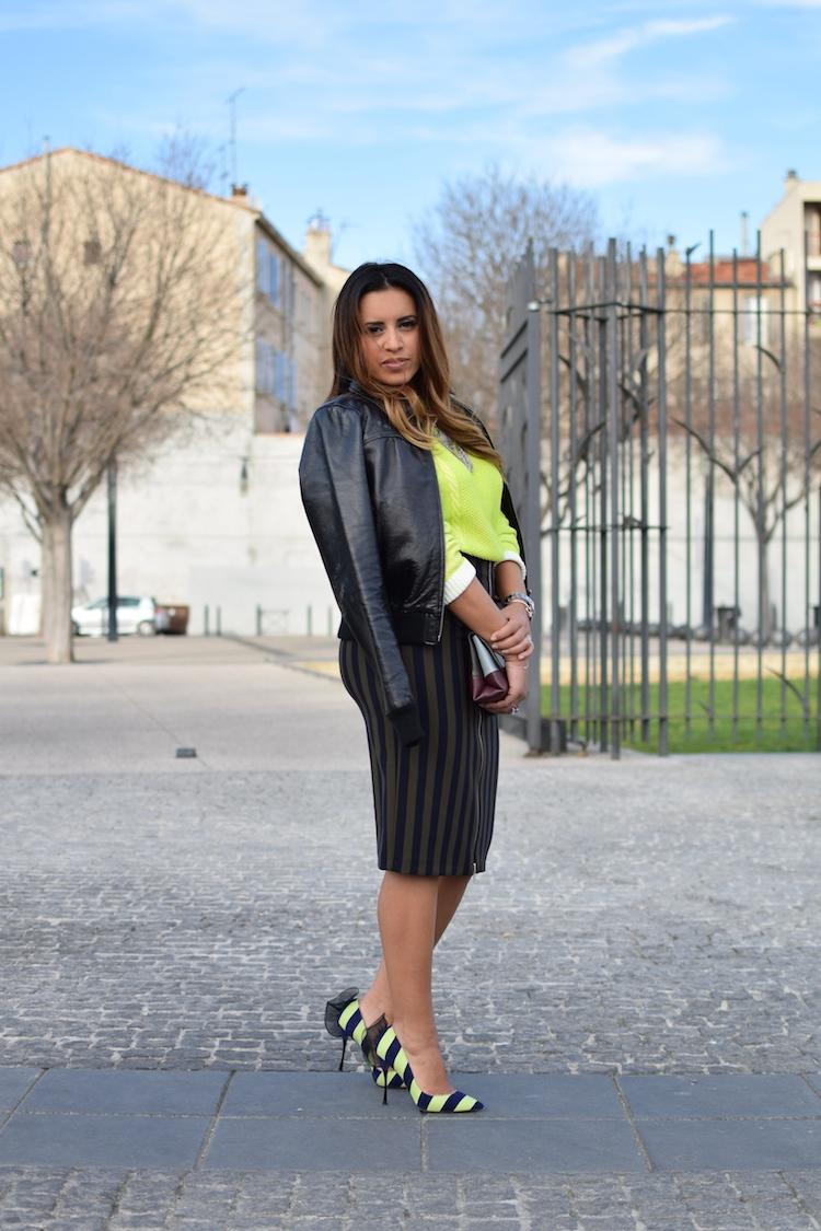 L'ultra rayures | Lovalinda x Blog Mode Marseille Lookbook x Zara x Nastygal x Asos x Tara Jarmon x Céline x Nicholas Kirkwood