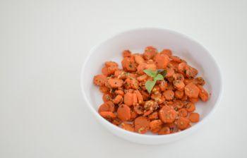 La poêlée de carottes sucrées