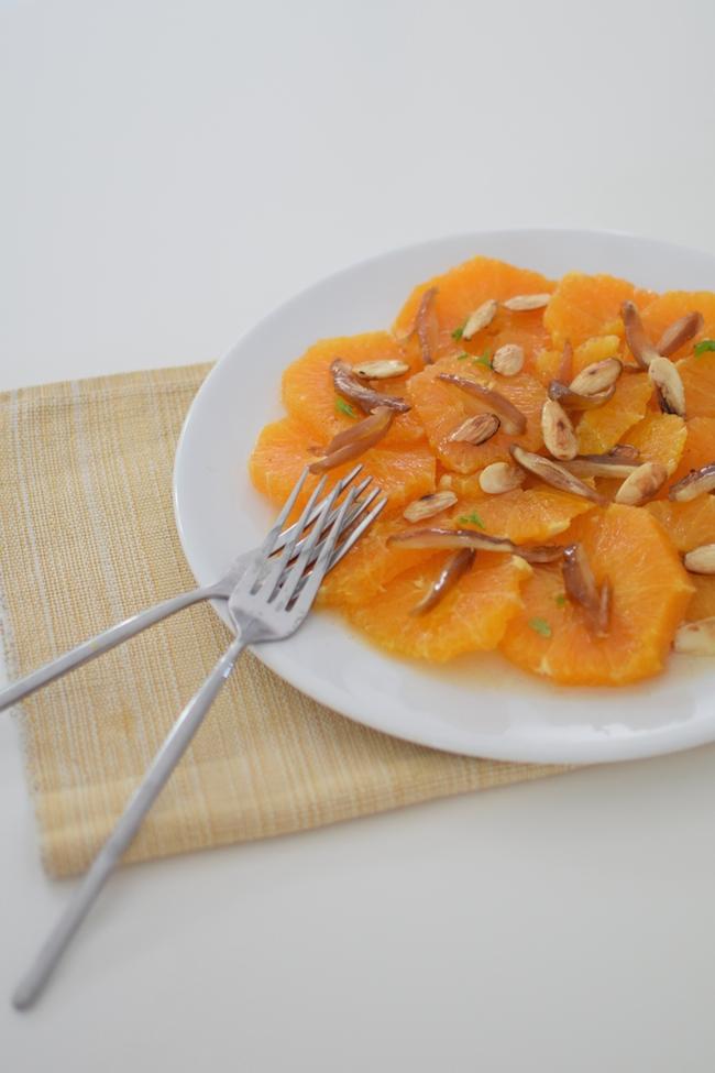La salade d'oranges aux dattes | Lovalinda x Blog Cuisine Photo x Recette Ramadan 2014