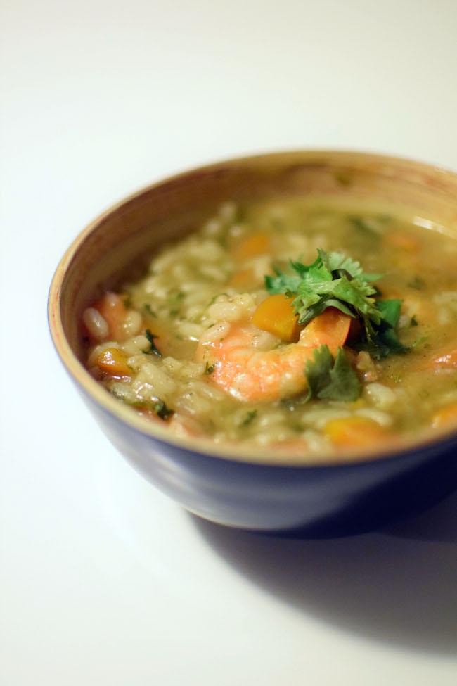 La soupe de crevettes | LovaLinda x Blog Cuisine x Recettes Ramadan 2014