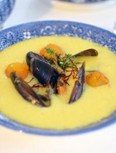 La soupe de moules