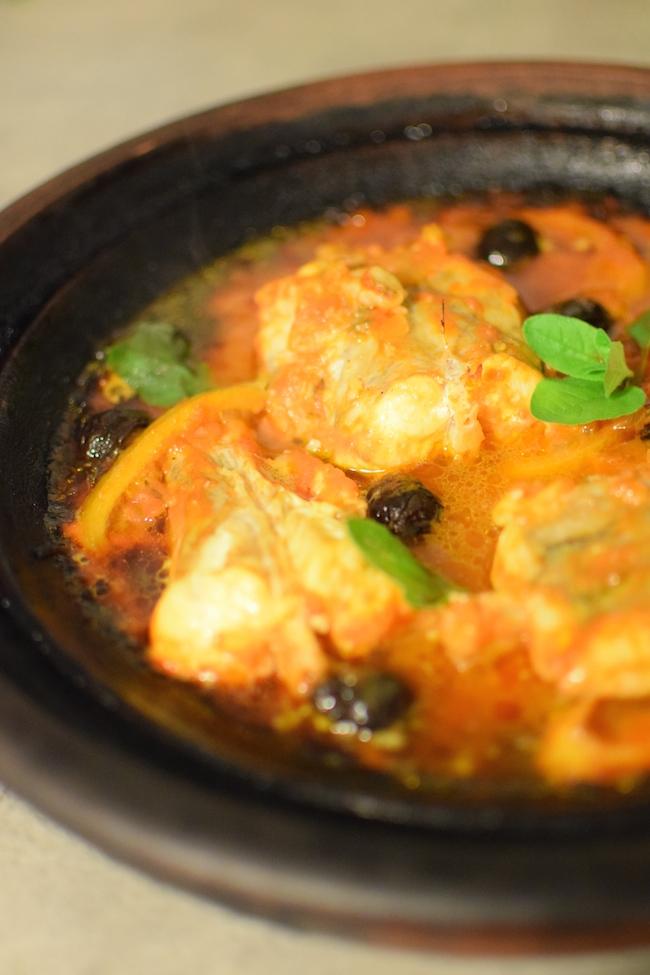 Le tajine de lotte | LovaLinda x Blog Cuisine Ramadan 2014
