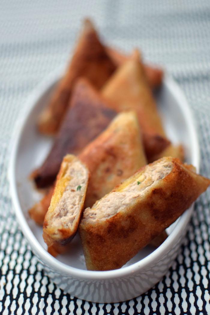 Les briouates de thon et fromage | LovaLinda x Blog x Cuisine x Recette Ramadan 2014