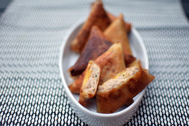 Les briouates de thon et fromage | LovaLinda