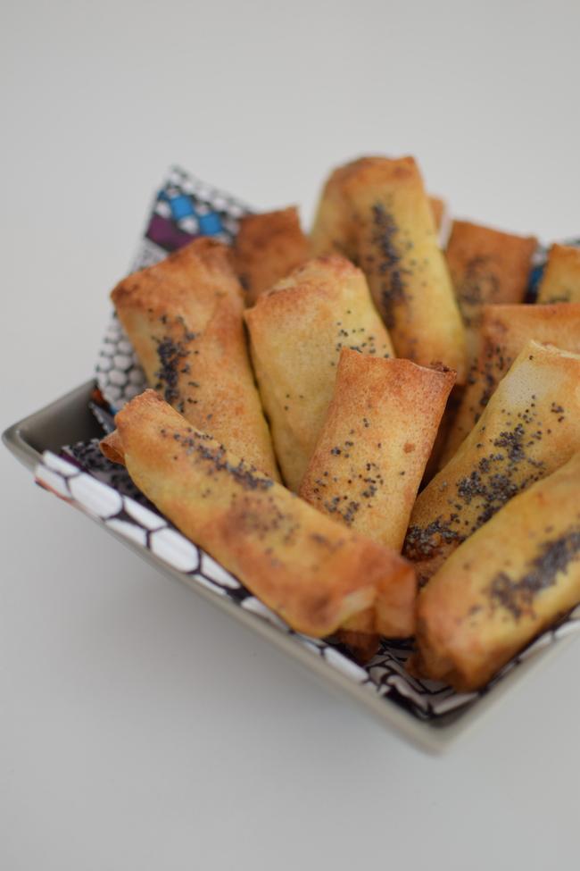 Les cigares aux 2 fromages | LovaLinda x Blog Cuisine Photo x Recettes Ramadan
