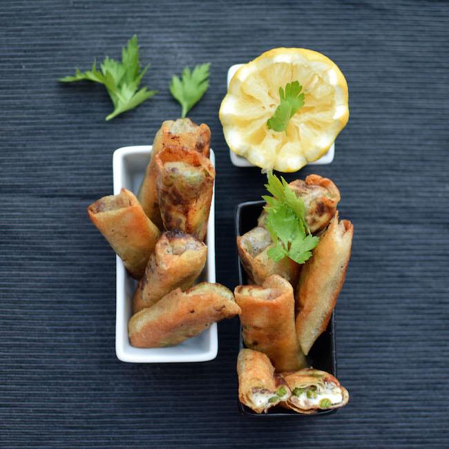 Les cigares de viande hachée et fromage | LovaLinda Blog Cuisine Marseille x Recette Ramadan 2014