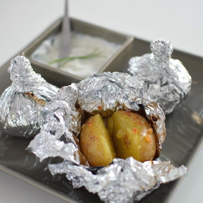 Les pommes de terre en chemise | LovaLinda