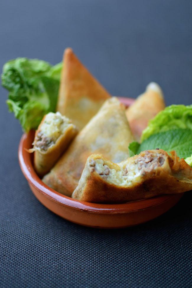 Les samossas de pommes de terre | LovaLinda | Blog Cuisine Marseille x Recette Ramadan 2014