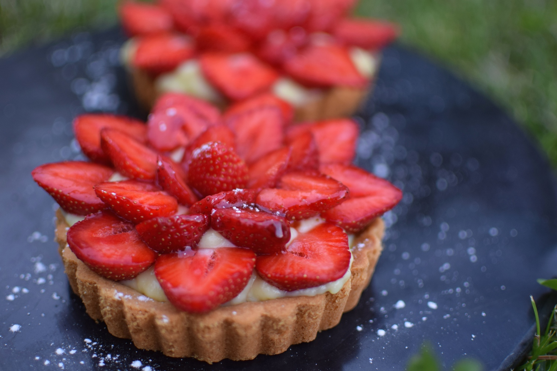 Les tartelettes aux fraises | LovaLinda