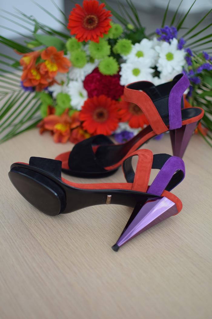 Liberty Colour-Block Sandals | Lovalinda x Gucci x Blog Mode Shopping