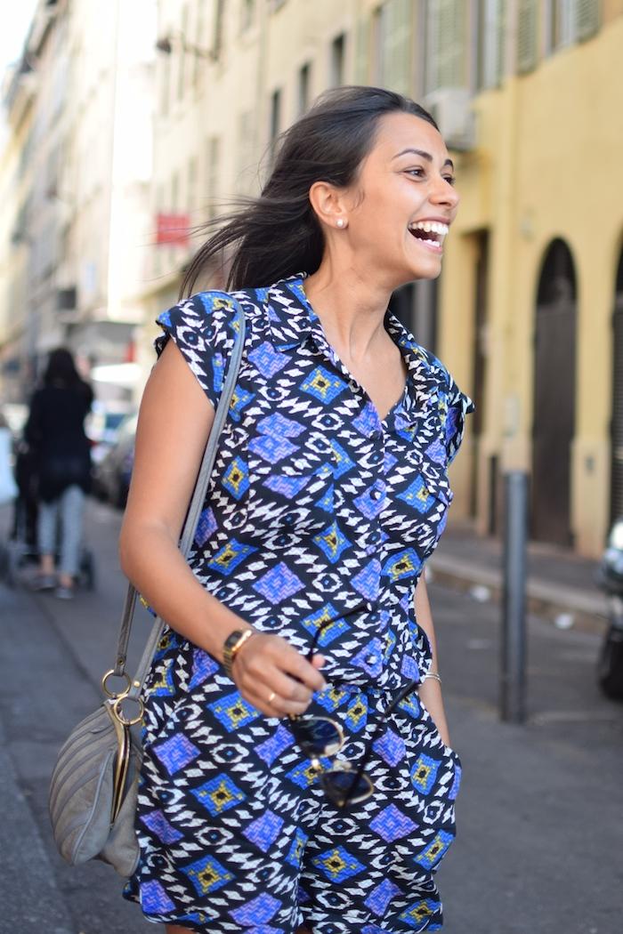 La belle inconnue du Vieux-Port | LovaLinda x StreetStyle x Blog Mode Photo Marseille