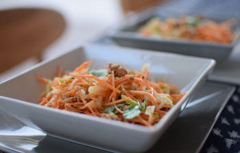La salade multivitaminée