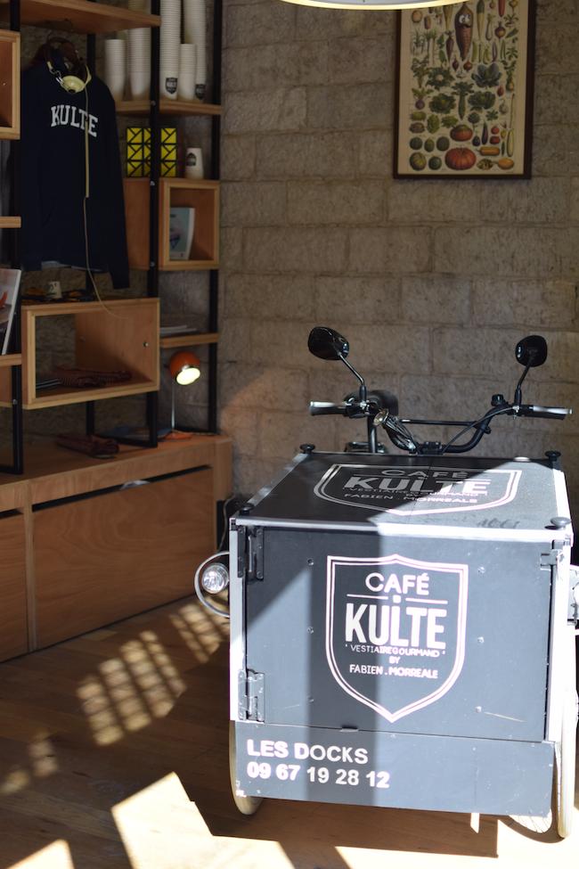 Le Café Kulte | Vestiaire Gourmand par Fabien Morreale | LovaLinda