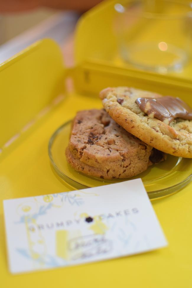 Le Grumpycakes | LovaLinda | Blog Lifestyle Marseille | Duo de Cookies
